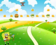 Sponge Bob arrow shooting ingyen j�t�k