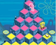 Spongebob pyramid peril online