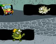 Spongebob Sea monster online Spongyabob j�t�k