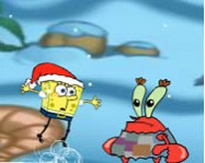 Spongebob snow adventure 2 online